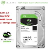 "SEAGATE BARRACUDA 2TB 3.5"" ST2000DM006"