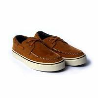 Sepatu sneakers pria Black master Zapato TanOriginal Like Vans