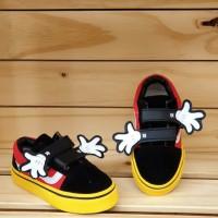 Sepatu Anak Vans Old Skool Disney sneakers anak terbaru lucu