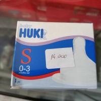 Huki Wide Neck Silicone Nipple S