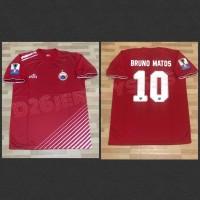 Jersey Persija Jakarta home Piala Indonesia 2019 OFFICIAL + Cetak nama