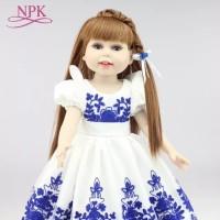 PO Boneka Reborn Toddler / Boneka Mirip Bayi NPK