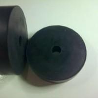 Rubber Mounting/ karet peredam getaran uk. D.130mm x T.30mm x AS.25mm