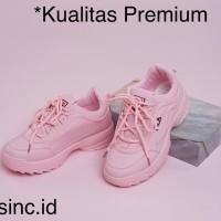 Sepatu Wanita Fila Import Kualitas Premium
