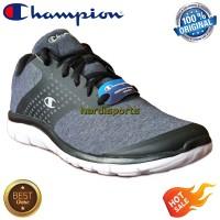 Sepatu Running Pria Champion Gusto XT 171596D09 Grey ORIGINAL