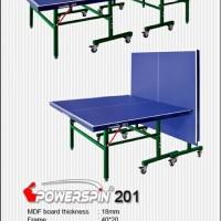 Meja Pingpong / Tenis Meja POWERSPIN 201 / Power Spin 201 (18 mm)