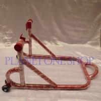 STANDAR PADOK PADDOCK PEDOK MOTOR STAND PADOCK CBR150 CBR 150 R15