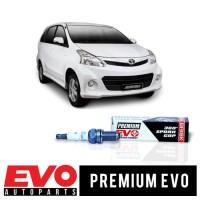Busi BRISK Premium Evo DR15SXC untuk mobil Toyota Avanza 1300cc K3-VE
