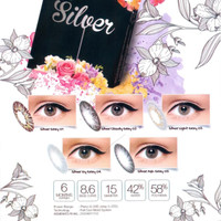 Soflens Ice Gold Silver / Soflens Ice Silver