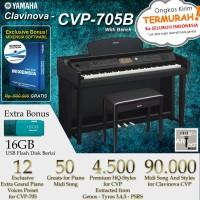 Yamaha Clavinova CVP 705 / CVP-705 / CVP705 B - Digital Piano