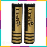UltraFire Baterai Li-ion 18650 6000mAh 3.7V Button Top