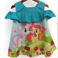 BAJU LITTLE PONY IN THE HILL SABRINA ANAK PEREMPUAN