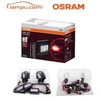 Osram Lampu Mobil HID Convertion Kit H7 PX26D DH7 6000K