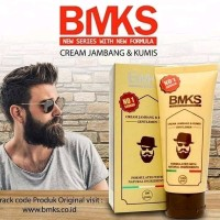 BMKS Cream Jambang & Kumis - Penumbuh Jenggot Wak Doyok Original BPOM
