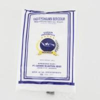Garam Halus Beryodium 100gr - Garam Meja Halal - Garam Dapur Murah