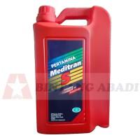 Pertamina Meditran S40 Oli Pelumas Diesel Mobil 5L SAE 40 API Galon