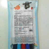 Paling Laris Sarasa Clip Limited Edition X Kumamon Set 5