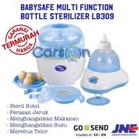 Babysafe LB309 Baby Safe Bottle Sterilizer Multi Function Botol Steril