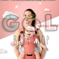 hot list new hipseat baby carrier aiebao gendongan bayi 6608