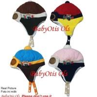 paling laris topi pilot bayi topi pilot anak dan bayi korea pilot hat