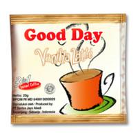 Kopi Good Day Vanilla Latte sachet 20gr kopi instant 3in1 harga murah