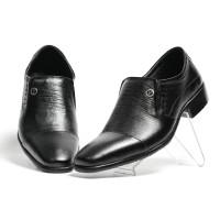Sepatu Pria Pantofel Formal Slip On Original Fordza kulit Asli F7004