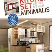 Buku Kitchen Set Untuk Rumah Minimalis - Griya Kreasi