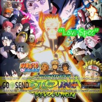NARUTO STORM REVOLUTION CD DVD GAME PC GAMING PC GAMING LAPTOP GAMES