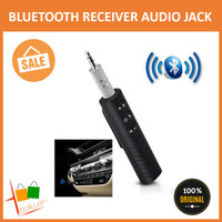 Bluetooth Wireless Audio Receiver Dongle Music Receiver AUX 3.5mm