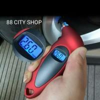 Digital Tire Pressure Gauge Alat Ukur Tekanan Udara Ban