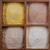 Tepung beras merah organik Tepung Lingkar Organik Tepung Mpasi organik
