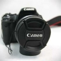 Lens Cap Tutup Lensa Canon