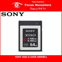 SONY XQD-G 64GB 400MB/s