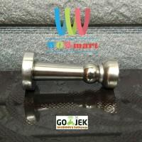 Door Stop/ Ganjal Pintu Magnet Stainless Penahan Stoper Stopper