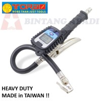 Tora Tire Inflator + Digital Gauge Alat Isi Angin Heavy Duty TR070019