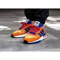 Sepatu Adidas Zx 500 X Dragon Ball Z Size 40-45 Premium Quality Made
