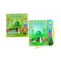 Mainan Edukasi E-Book Muslim 4 Bahasa / Ebook Islam 4 Bahasa