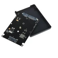 M2 NGFF to SATA 2,5 inch SSD Converter Case