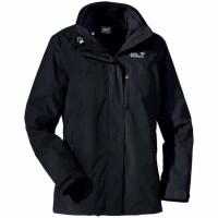 Jaket Gunung Outdoor Jack Wolfskin Womens Acadia Jacket Original