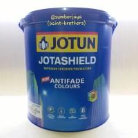 Cat Tembok Jotun Jotashield New Antifade 2.5L - 4224 Royal Blue