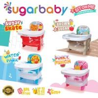 Sugar Baby Folded Booster Seat Kursi Makan Bayi 6+m