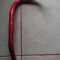 handlebar bullhorn united stang bulhorn merah