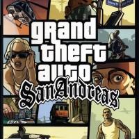 DVD Game PS2 GTA San Andreas