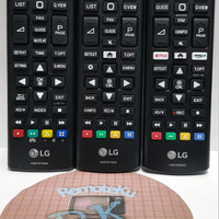 Remote Remot TV LG LCD LED Original