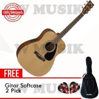 Yamaha Gitar Akustik Elektrik FX 310 FX310 FX-310 -NT + Softcase&2pick