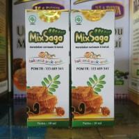 Mix Saga Obat Sari awan Obat Batuk Meredakan Sariawan dan Batuk