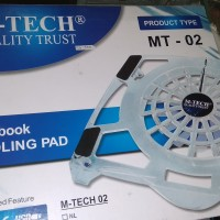 cooling pad M-TECH usb cooler netbook fan kipas pendingin M-TECH