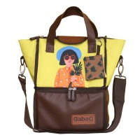 Gabag Cooler Bag Tas Pendingin ASI Ibu Menyusui - Summer
