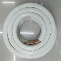 Pipa Ac Universal 0,5 - 1 Pk 1/4 + 3/8 Potongan 3 Mtr Free Duck Tape