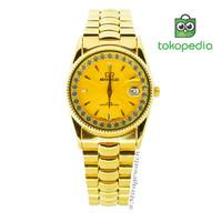 Mirage Jam Tangan Rx tgl Gold M pK 1579